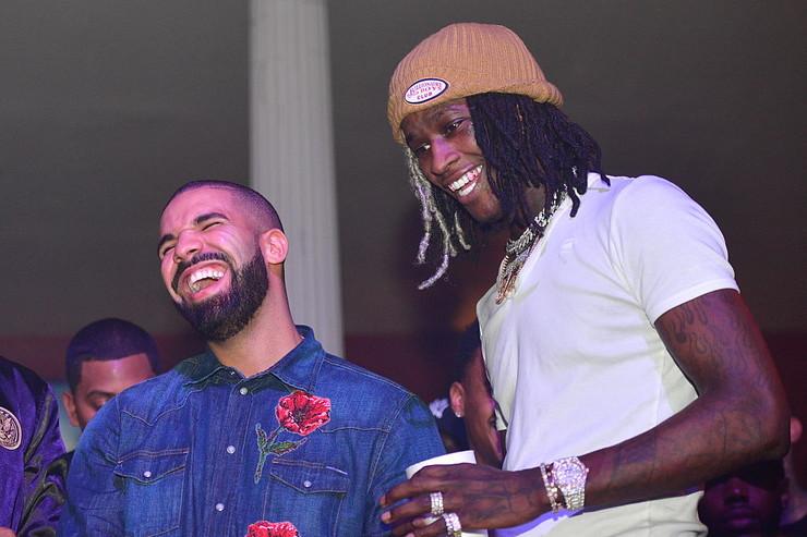 Drake and Thugger