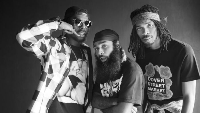 The Flatbush Zombies Have Been My Favorite And To Me Best Rap Group Out For A While Now Today They End Their Touring Hiatus Finally Bless Us